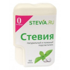 "Экстракт стевии в диспенсере ""Stevia.RU"" (150 таблеток)"