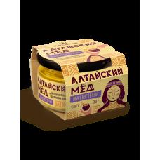 """Алтайский мед высокогорный """"Organic Altay"""" (300г)"""
