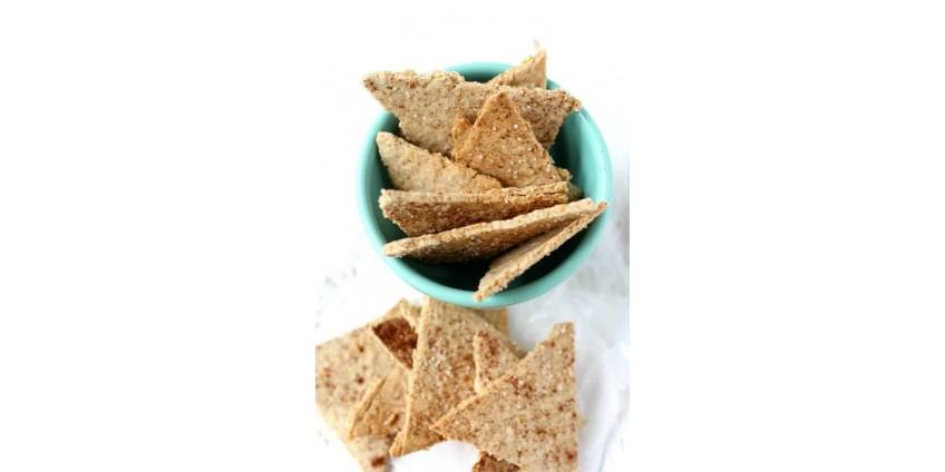 Овсяные хлебцы с семенами от Кати Карповой