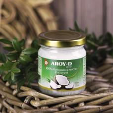 Нерафинированное кокосовое масло Aroy-D (180мл)