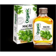 Нерафинированное масло семян пажитника Organic Life (100мл)