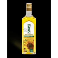 Нерафинированное масло подсолнечника Organic Life (500мл)