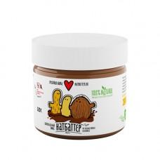 """Шоколадный микс из кешью, кокоса и арахиса """"Nutbutter"""" (320г)"""
