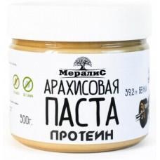 """Паста """"Мералис"""" арахисовая протеиновая (300г)"""