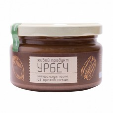 """Урбеч из орехов пекан """"Живой Продукт"""" (225г)"""