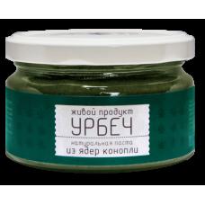 """Урбеч из ядер конопли """"Живой Продукт"""" (225г)"""