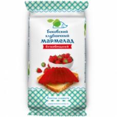 Бековский клубничный бутербродный мармелад (270г)