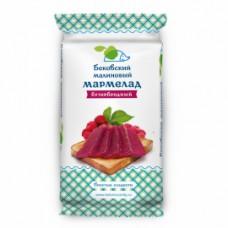 Бековский малиновый бутербродный мармелад (270г)