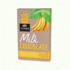 "Молочный шоколад с бананом ""Томер"" (90г)"
