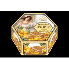 Белевская пастила воздушная без сахара С кусочками абрикоса (150г)