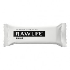 """Орехово-фруктовый батончик Кокос """"RAW Life"""" (47г)"""