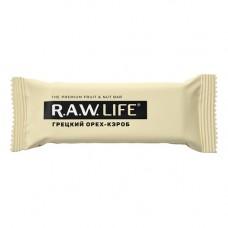 """Орехово-фруктовый батончик Грецкий орех-Кэроб """"RAW Life"""" (47г)"""