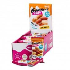 Протеиновая конфета Bombbar Арахис/кунжут (18г)