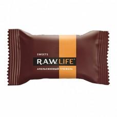 Конфета шоколадная RAW LIFE Апельсиновый трюфель (18г)