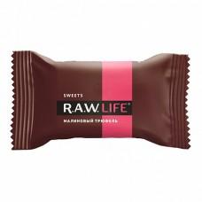 Конфета шоколадная RAW LIFE Малиновый трюфель (18г)
