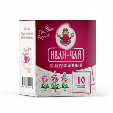 Иван-чай в пакетиках выдержанный (30г)