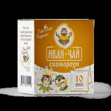 """Иван-чай в пакетиках """"Скоморохи"""" (30г)"""