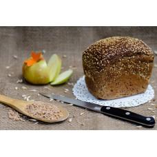 Бездрожжевой хлебушек солодовый (380г)