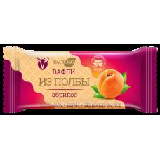 """Вафли из полбы с начинкой """"ВастЭко"""" Абрикос (30г)"""