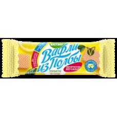 "Вафли из полбы лимон без сахара ""ВастЭко"" (15г)"