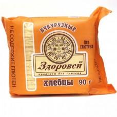 "Хлебцы кукурузные ""Здоровей"" (90г)"
