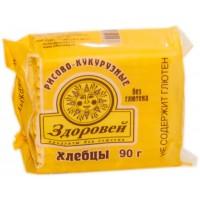 """Хлебцы рисово-кукурузные """"Здоровей"""" (90г)"""