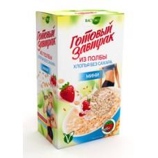 """Готовый завтрак из полбы """"ВастЭко"""" Хлопья со стевией (200г)"""