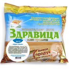 """Каша """"Здравица"""" №15 Царь-каша (полбяная) (200г)"""
