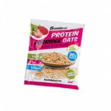 Овсяная каша с протеином BOMBBAR Малина (60г)