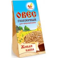"""Овес голозерный для проращивания """"Дивинка"""" (500г)"""