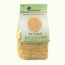 Рис бурый «Здороведа» (400г)