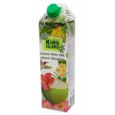 "Кокосовая вода без сахара ""King Island"" (1л)"