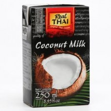 "Кокосовое молоко ""Real Thai"" (250мл)"