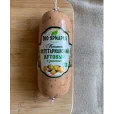 """Нутовый паштет """"Эко-Ярмарка"""" с зеленью (300г)"""