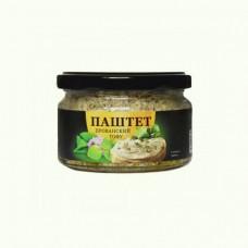"""Соевый тофу-паштет прованский """"Ecotopia"""" (200г)"""
