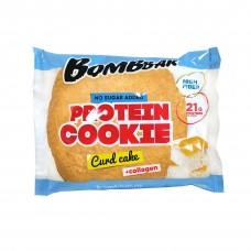 Протеиновое печенье Bombbar Творожный кекс (60г)