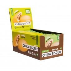 Бисквитное печенье ChikaBiscuit Арахисовый (50г)