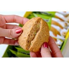 Печенье овсяное BOMBBAR Ореховый микс (40г)